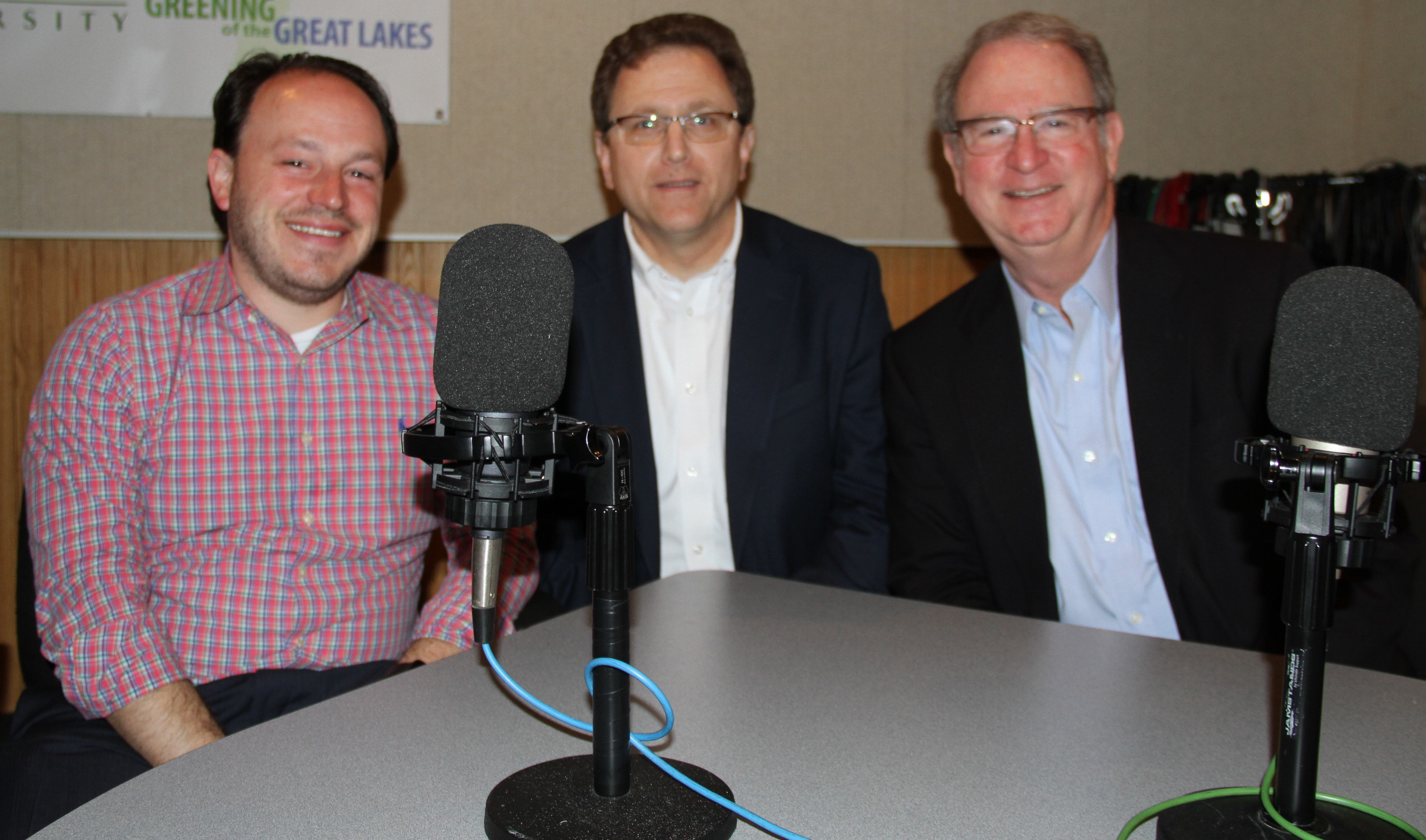 Matt Grossmann, Arnold Weinfeld, Charles Ballard